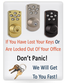office locksmith services